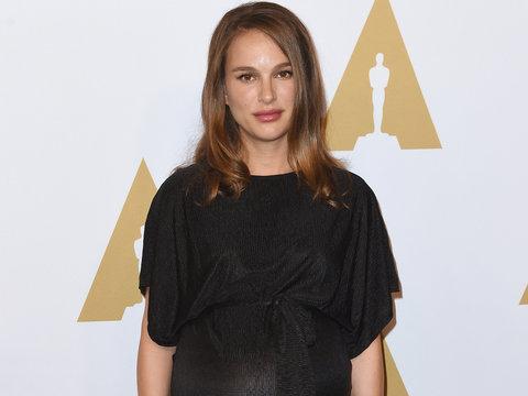 Why You Won't See Oscar Nominee Natalie Portman Tonight