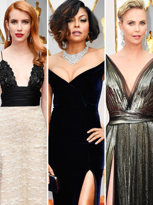 The Best and Worst Oscars Fashion
