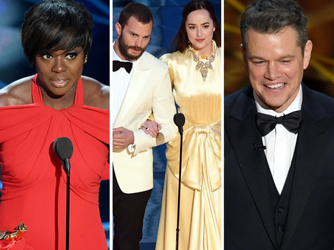 14 Best and Worst Moments of Oscars 2017 (Photos)