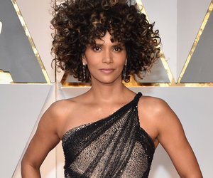 Watch Halle Berry Strip Off Oscars Gown to Go Skinny Dipping (Video)