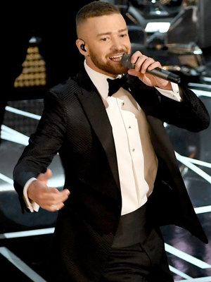 Justin Timberlake Brings Down the Oscar House With 'Can't Stop the Feeling' Opening…