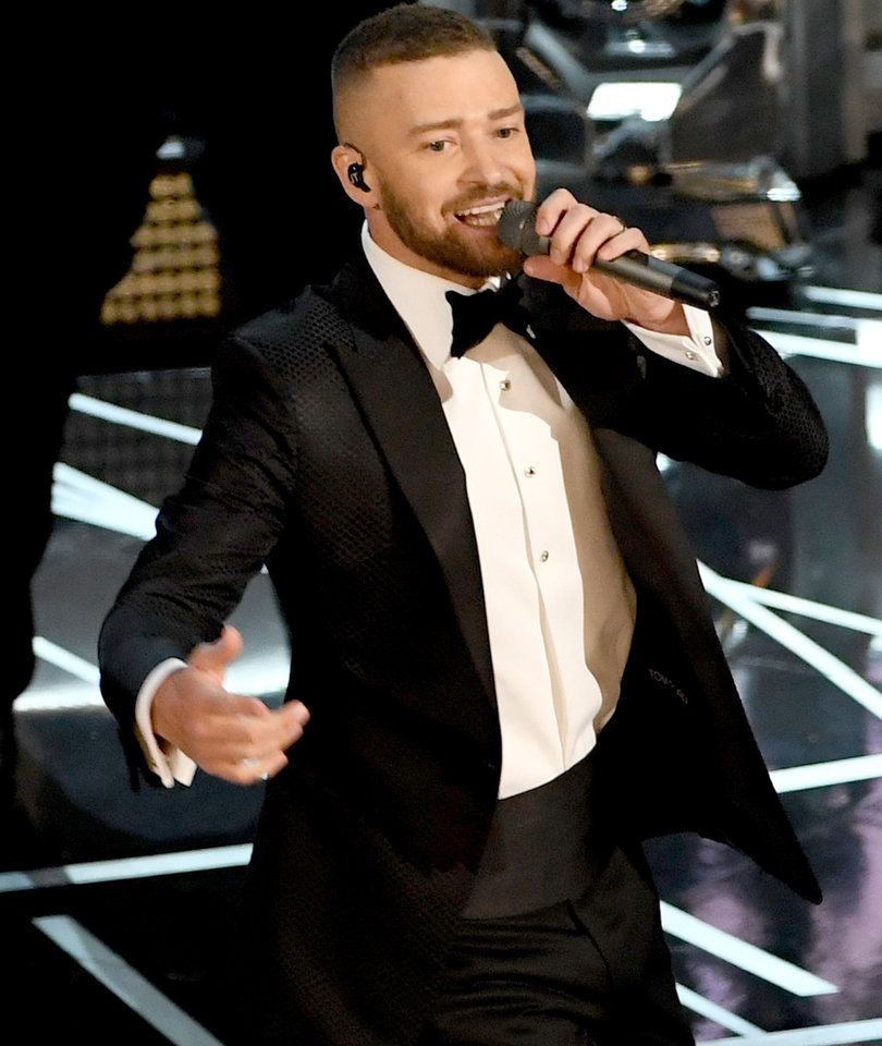 JT Brings Down the Oscar House!