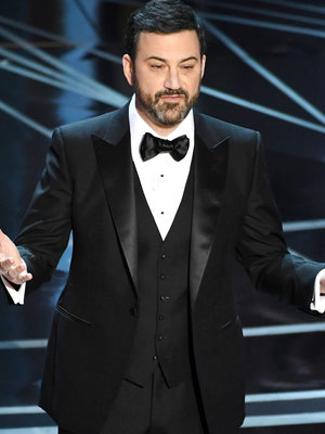 9 Funniest Jokes From Jimmy Kimmel Monologue: Meryl Streep, Donald Trump, Mel Gibson and…