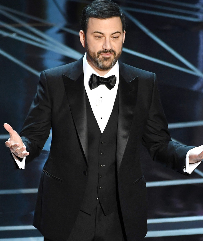 Jimmy Kimmel to Return as Oscars Host Next Year