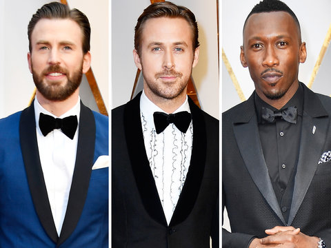 10 Best Dressed Men at 2017 Oscars: TooFab's Picks (Photos)