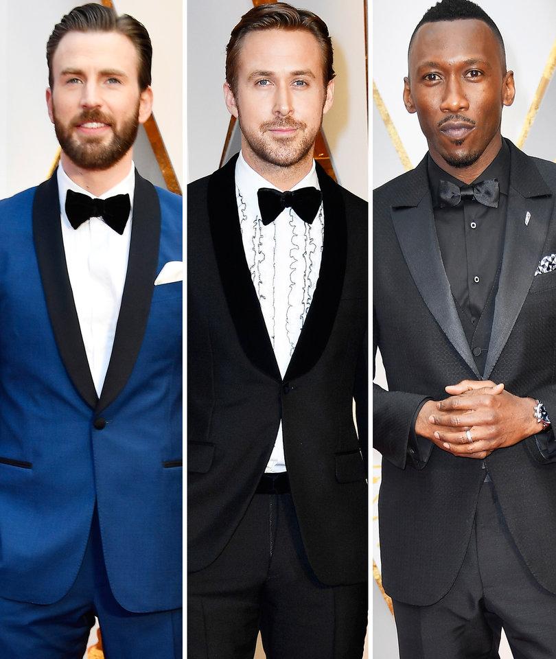 10 Best Dressed Men at 2017 Oscars: TooFab's Picks (Photos)
