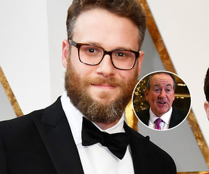Seth Rogen Trolls Mike Huckabee for Crappy Oscars 'Colonoscopy' Joke That No One Really Gets