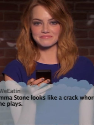 Watch 'Mean Tweets: Oscar Edition'