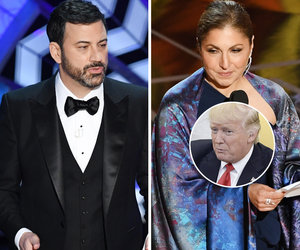 Oscars Get Political: Here Are All the Best Dumps on Trump