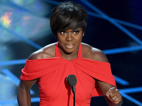 Viola Davis Makes Awards History (Again)