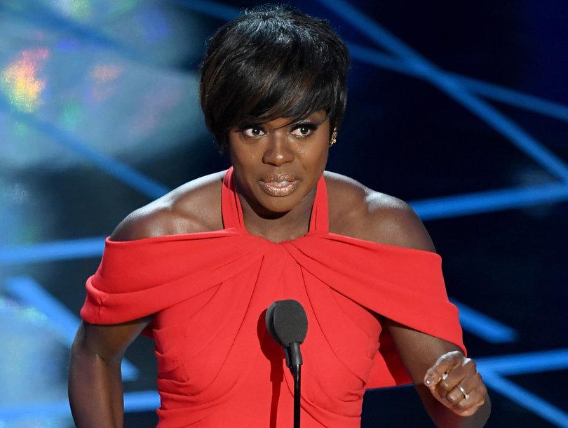 Viola Davis Makes Awards History (Again)