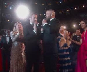 Justin Timberlake's Oscar Open