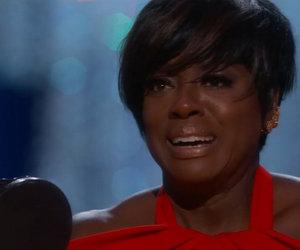 Viola Davis' Emotional Oscar Speech