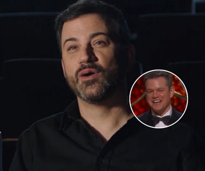 Jimmy Kimmel's Epic Oscars Roast of Matt Damon Is Available to Watch on Repeat…