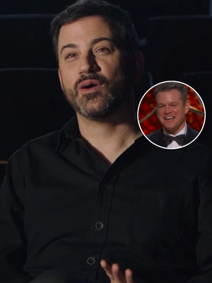 Jimmy Kimmel's Epic Oscars Roast of Matt Damon Is Available to Watch on Repeat (Video)