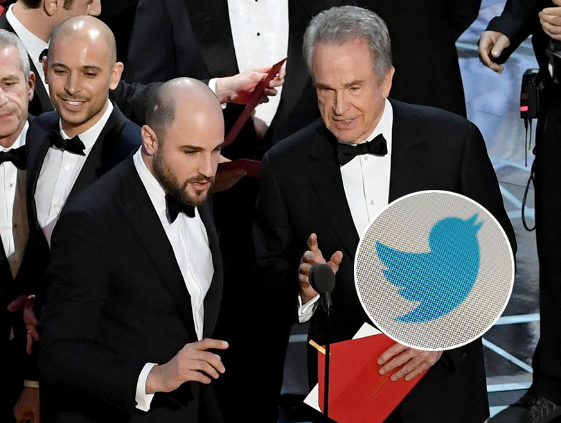 21 Funny AF Reactions to Oscars Best Picture Fail (Photos)