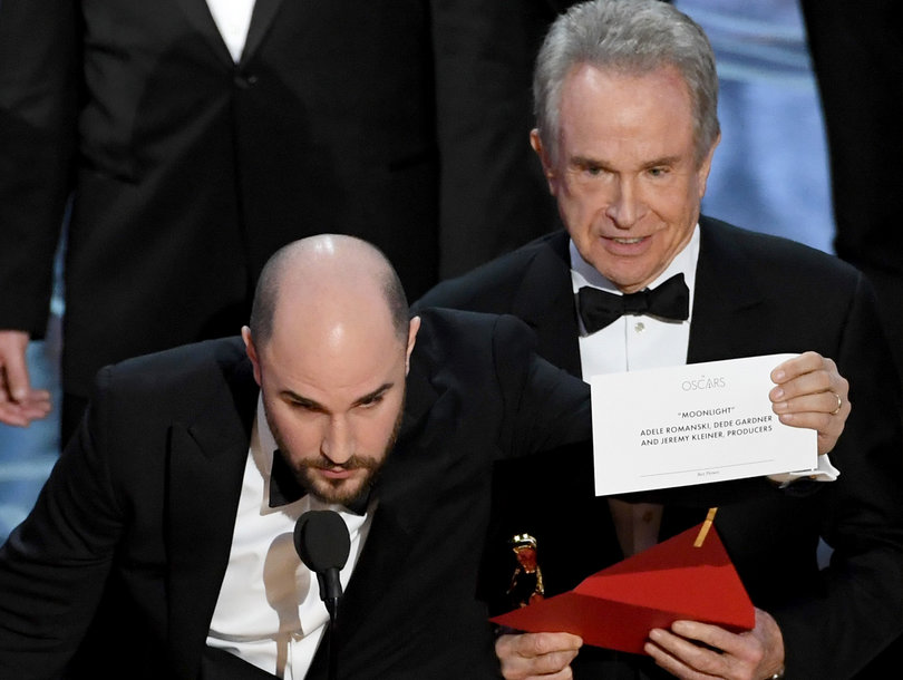 The Real Story Behind the Best Picture Oscar Fail