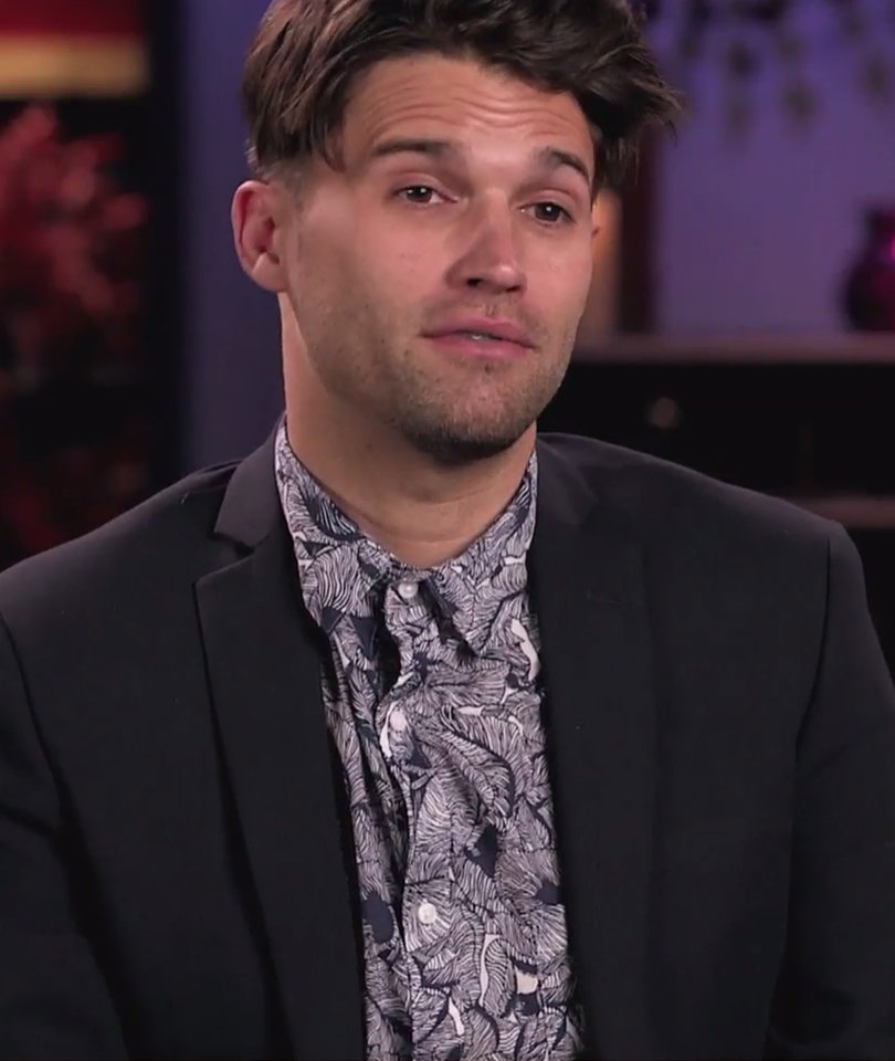 See Who 'Vanderpump Rules' Star Tom Schwartz Is Kissing Before His Wedding to…