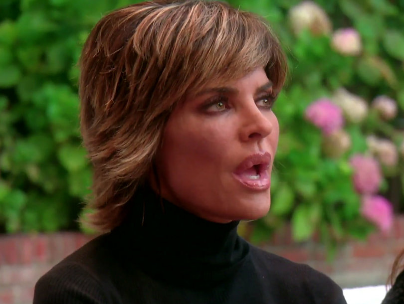 What Do Carnie Wilson and Cheesecake Have to Do With Lisa Rinna's 'RHOBH'…
