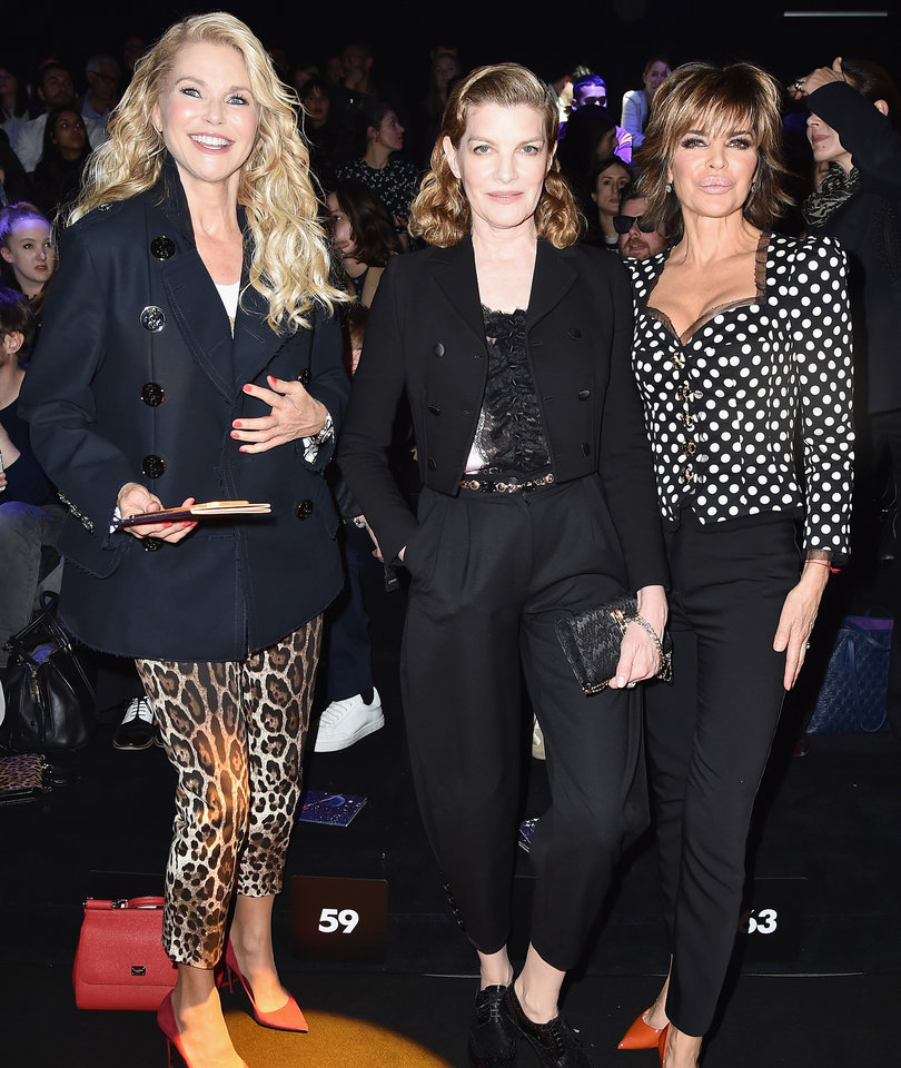 See All the Celebrity Offspring at the D&G Show at Milan Fashion Week