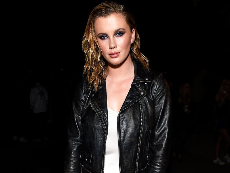 Ireland Baldwin Strips Down on the Beach for Instagram