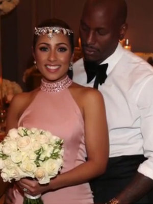 Tyrese's Secret Valentine's Day Wedding