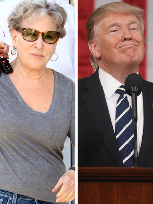 Bette Midler Eviscerated for Major Trump Fact-Check Fail