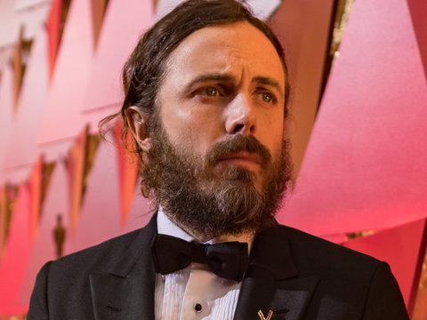 Casey Affleck 'Sighed Heavily' When Asked About Oscars Backlash Over Sexual Harassment…