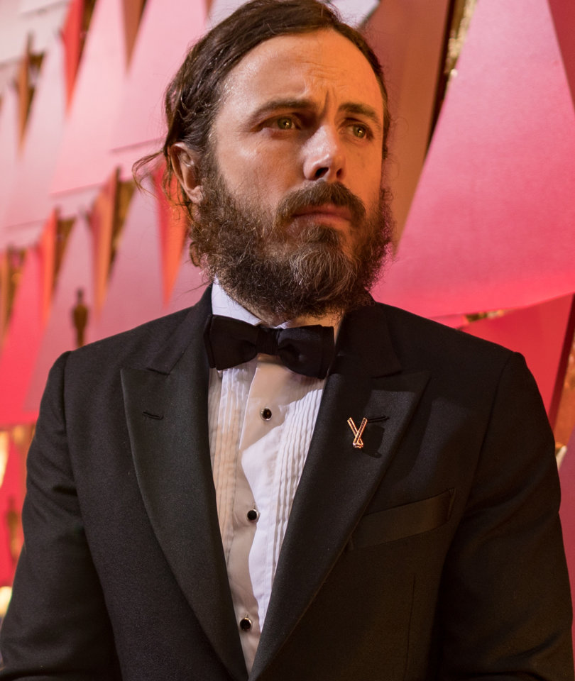 Casey Affleck 'Sighed Heavily' When Asked About Oscars Backlash Over Sexual…