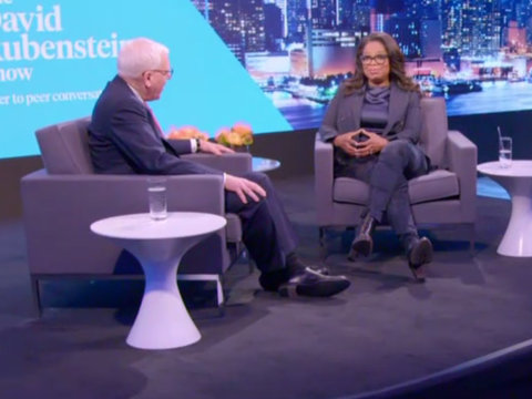 MSNBC Is Already Imagining What an Oprah vs Trump Election Would Look Like