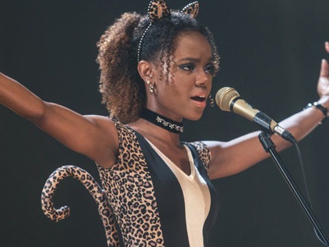 'Riverdale' Star Ashleigh Murray on Her Shirtless Luke Perry Introduction And a Shocking…