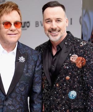 See Star Sightings At Elton John's Oscar Party