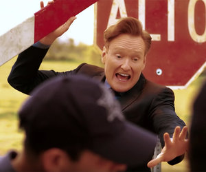 Why Conan O'Brien Thinks Comedy Can Save the Government (Video)