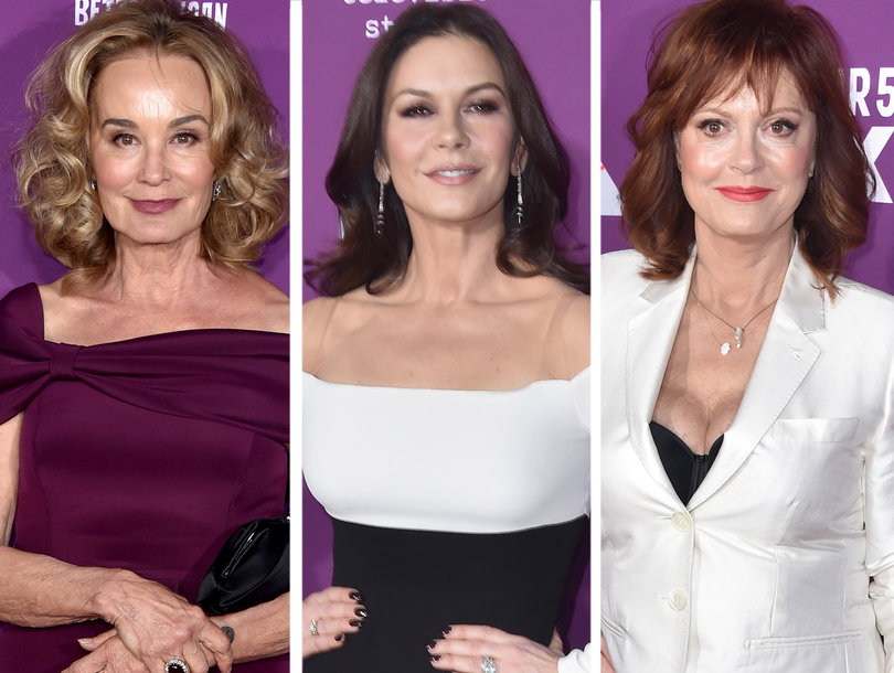 See All the A-List Stars at Ryan Murphy's 'Feud: Bette And Joan' Premiere…
