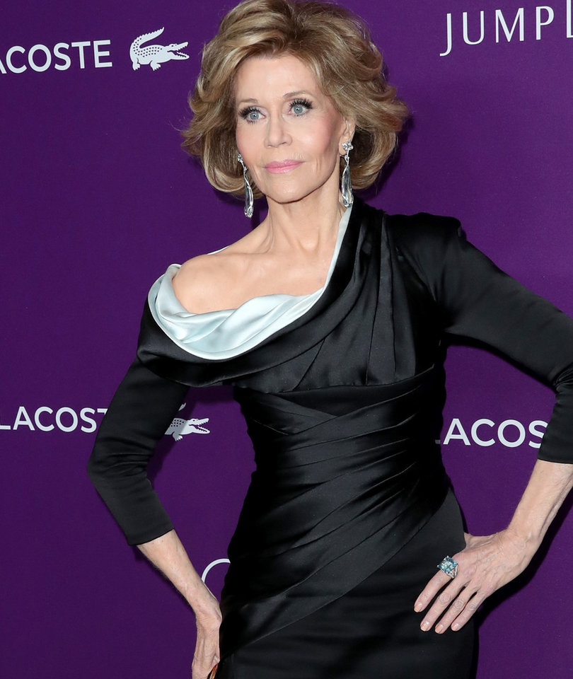 Jane Fonda Reveals She Was Raped and Sexually Abused as a Child