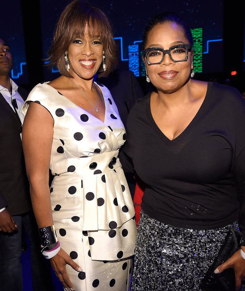 Oprah's Bestie Gayle King Says President Winfrey 'Ain't Never Happening' (Video)