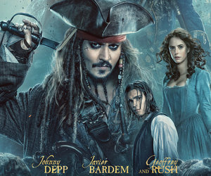 See Who's Out for Revenge In New 'Pirates of the Caribbean: Dead Men Tell No…