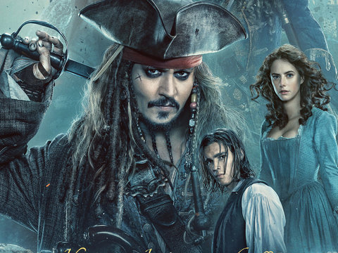 See Who's Out for Revenge In New 'Pirates of the Caribbean: Dead Men Tell No Tales'…