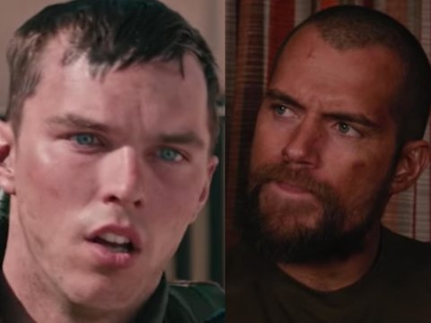Nicholas Hoult, Henry Cavill Endure Horrors of Iraq War in Netflix's 'Sand Castle'…