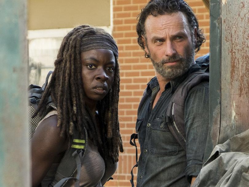 4 Random Thoughts on 'Walking Dead' Episode