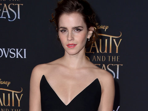 Emma Watson, Dan Stevens, Celine Dion and More Attend 'Beauty and the Beast' Premiere…