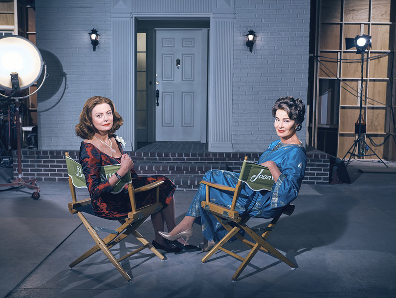 5 Bitchiest Zingers From Premiere of FX's 'Feud' - Our New TV Obsession