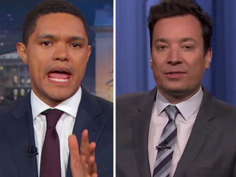 Late Night TV Mocks Jeff Sessions: 'Russia Is Trump's Herpes,' 'Don't Have to Recuse…