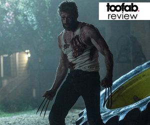 Ripped Hugh Jackman Shows a Soft Side During His Last Ride as Wolverine in…