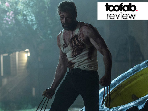 Ripped Hugh Jackman Shows a Soft Side During His Last Ride as Wolverine in 'Logan':…