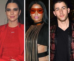 Kendall, Nicki, Nick and More Hit Paris Fashion Week Fall/Winter 2017 (Photos)
