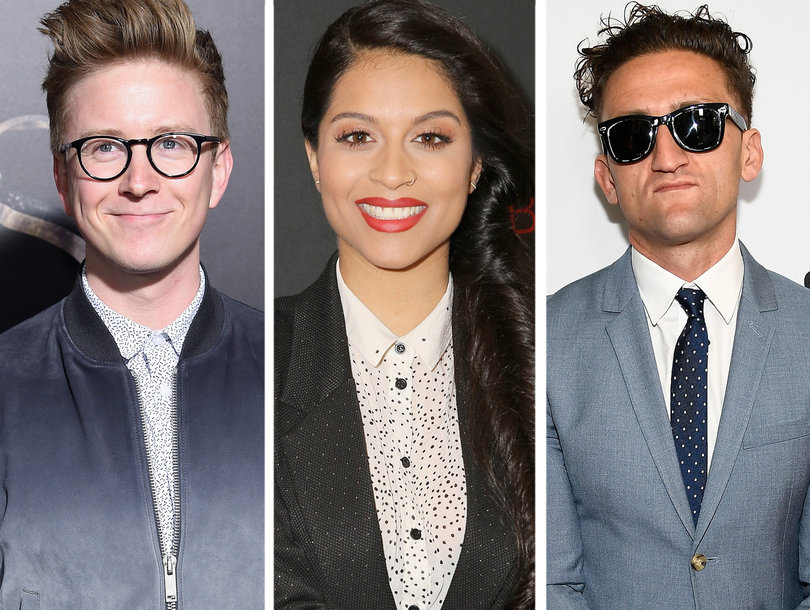 Will YouTube Stars Ever Finally Conquer Hollywood? Here Are 11 With the Best Odds