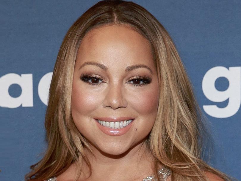 Mariah Goes Makeupless
