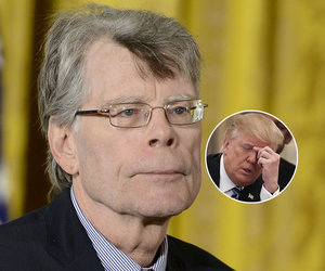 Stephen King Mocks Donald Trump Wiretape Claims with Twitter Rant of His Own