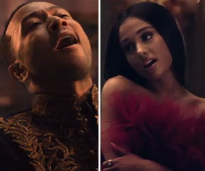 Ariana Grande and John Legend's 'Beauty and the Beast' Music Video Is Nothing…